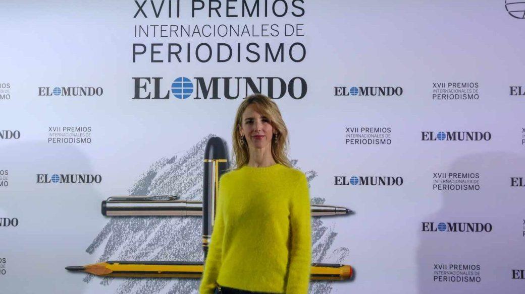 Cayetana Álvarez de Toledo.