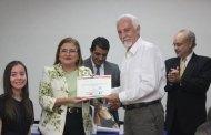 MUPI recibe premio Iberoamericano de Educación en Derechos Humanos