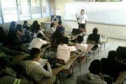 Policía imparte programas preventivos a estudiantes sobre delitos  cibernéticos