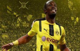 Usain Bolt realizará las pruebas con el Borussia Dortmund