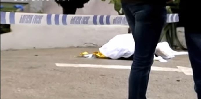 El cadáver de la mujer ahoga en Estepona, atrapada en un club de alterne.