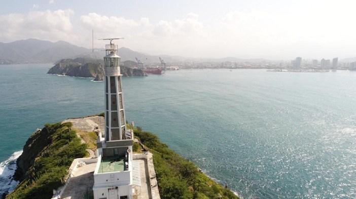 Resultado de imagen para capitania de puertos de santa marta