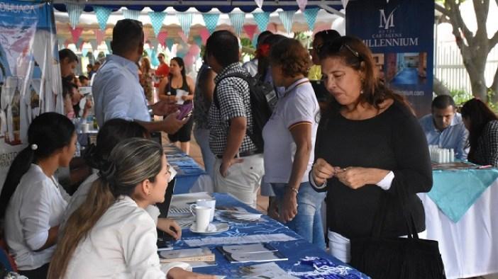 Lo que buscan con esta feria  es promocionar el programa de Turismo Social de Cajamag.