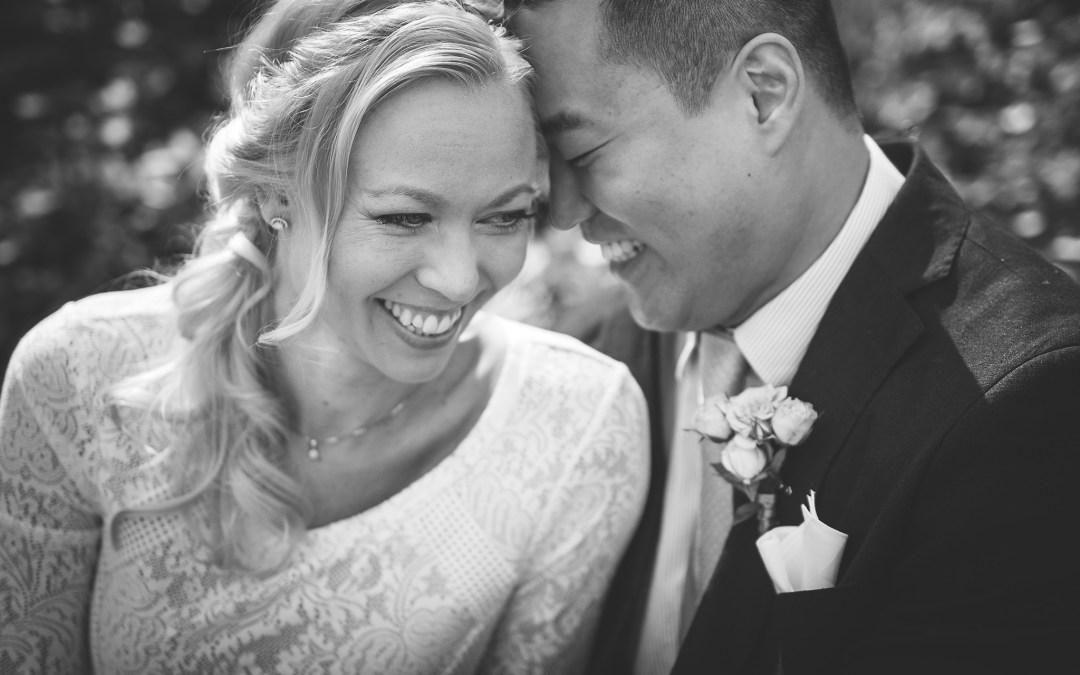 Linnea och Christoffers bröllop