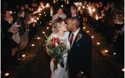 Karin och Lamars bröllop på Skärholmens Gård