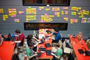 Amsterdam hackathon in May 2013