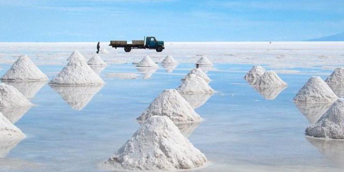 China concentra el 60% del mercado de las baterías de litio