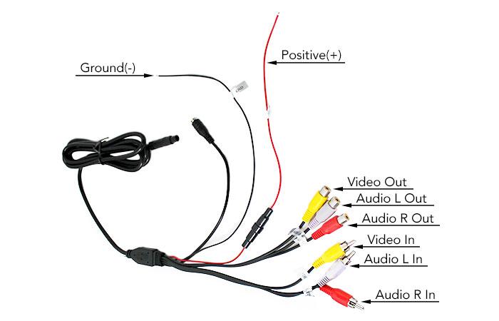 116 inch slim active car headrest dvd player hd digital monitor - headrest  dvd wiring diagram