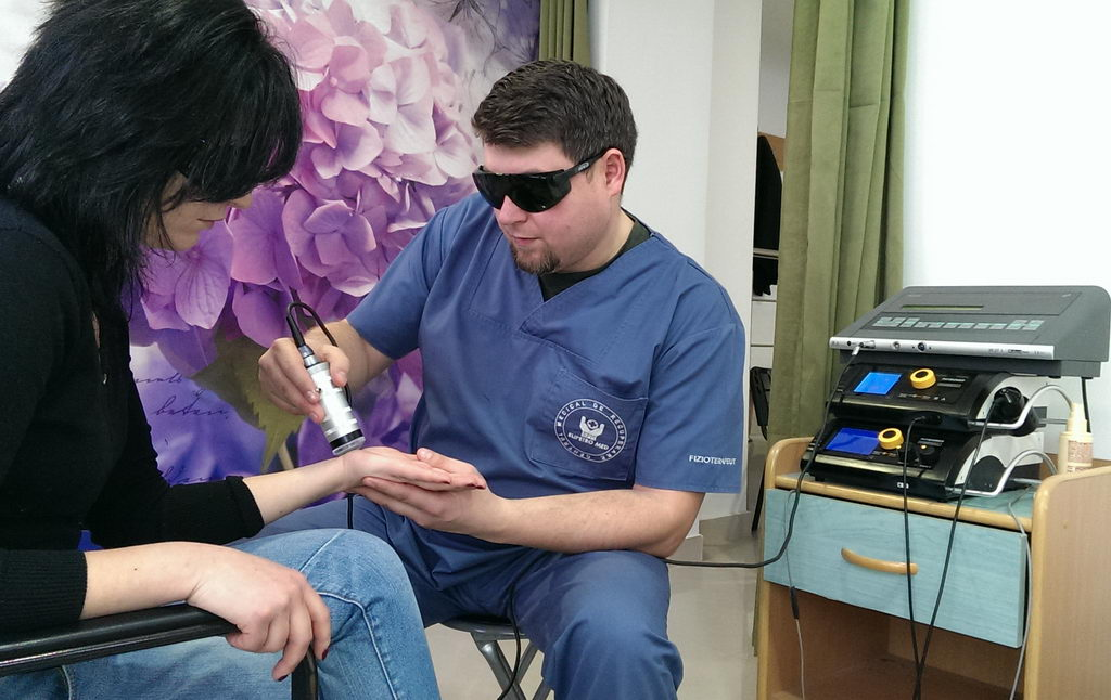 laserterapie fizioterapie