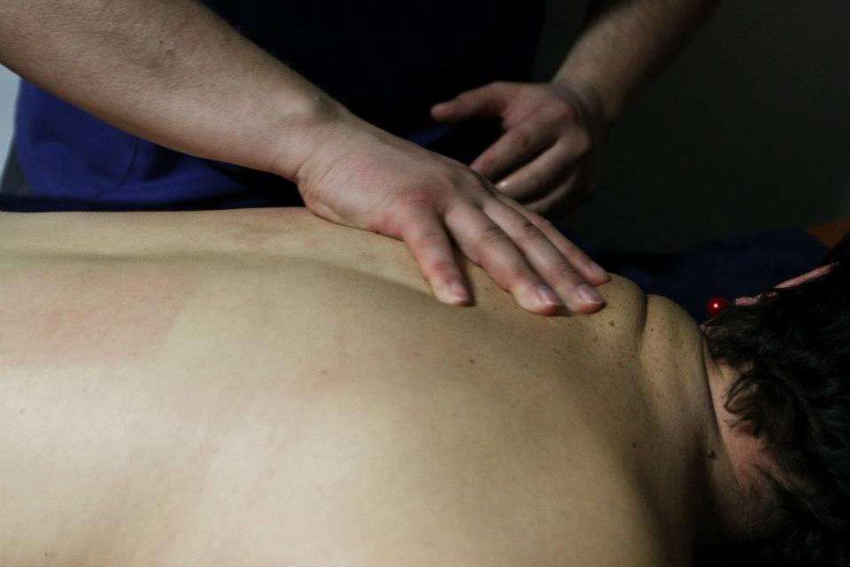 masaj spate