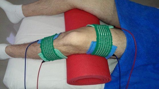 fizioterapie genunchi
