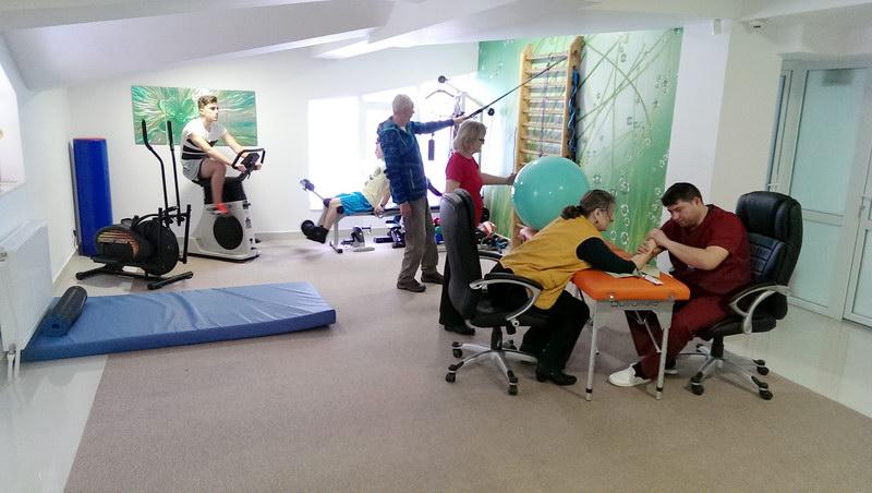 sala de kinetoterapie