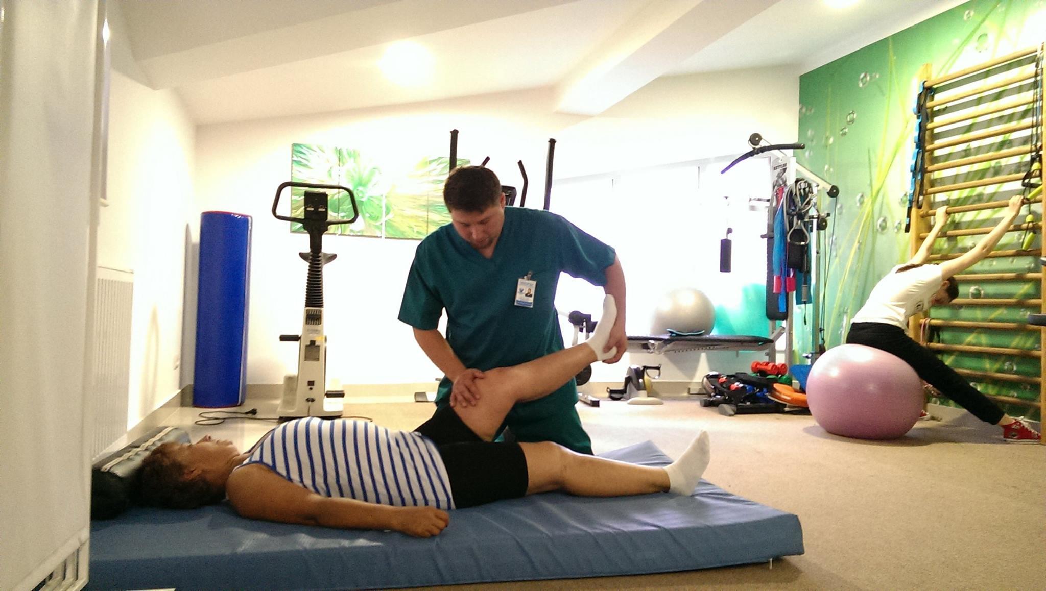 gimnastică medicală