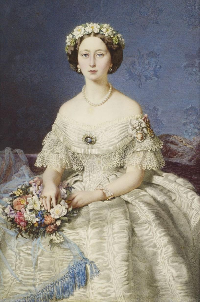La Peinture les femmes et la Mode sous lEre Victorienne  ELISABETH DAUTRICHE  HONGRIE