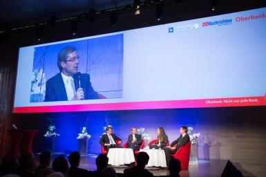Oberbank Industrie-Gespräche 2015