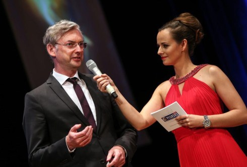 Mit Wirtschaftslandesrat Michael Strugl