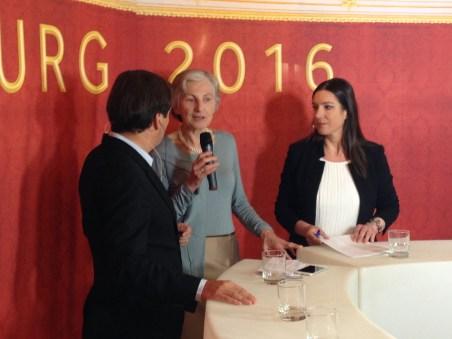 Live-Sendung Hofburgx6
