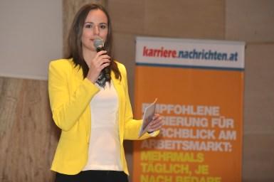 OÖN-Wirtschaftsakademie Katja Porsch