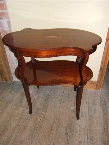 ANTIQUE FURNITURE WAREHOUSE  Antique Table  Edwardian