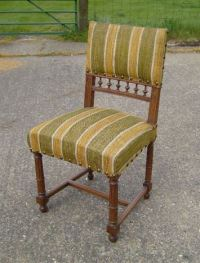 ANTIQUE FURNITURE WAREHOUSE - Set 12 Victorian Chairs ...