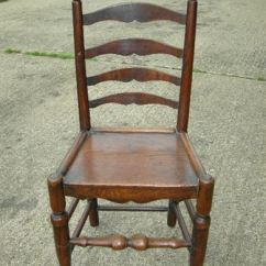 Oak Farmhouse Chairs Swing Chair Replacement Canopy Antique Furniture Warehouse Set 8 Period Of 18th Century Lancashire Ladderback