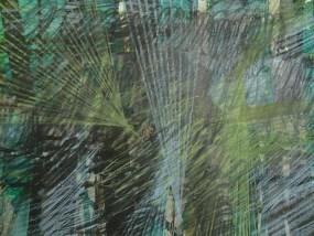 Orkan, Mischtechnik auf Papier, 21 x 29,7 cm, 2009