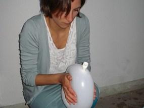 Suchen / Für Marina Zwetajewa, Performance, 2008 (Foto: Berit Haug)