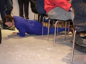 Instant Gratification, Performance, 2012 (Foto: Axel Schubert)