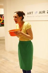 Air, Performance, 2012 (Foto: Edin Bajric)