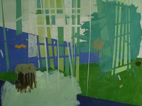 Goren, Öl auf Leinwand, 115 x 145 cm, 2009