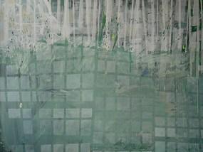 Gabow, Acryl auf Leinwand, 150 x 180 cm, 2012