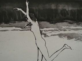 Zatolmin, Aquatinta, 20 x 29,5 cm, 2007