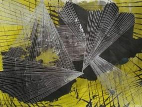 Wolzig, Tusche auf Papier, 21 x 29,7 cm, 2009