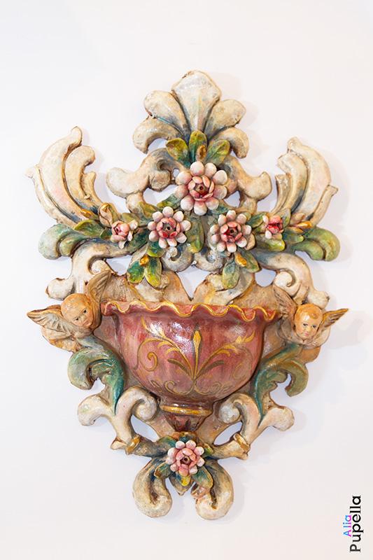 Elisa Messina  Ceramiche  Bomboniere  Presepi  Complementi