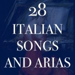 28 Italian Songs and Arias