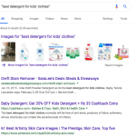 Best Detergent for Kids Clothes – Google's Perception of User Intent Matters for SEO