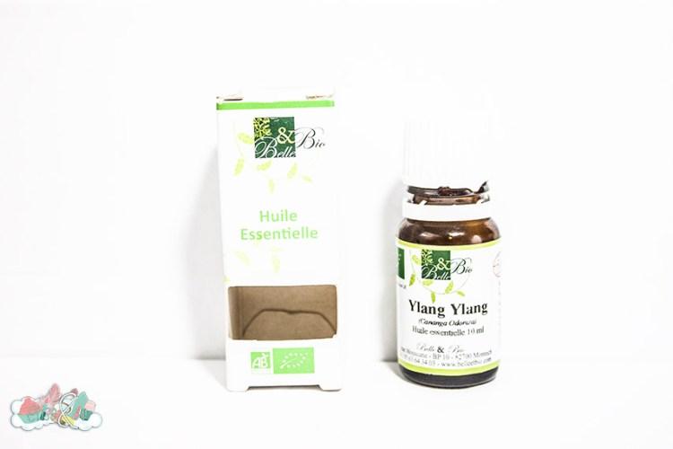 Box Belle au naturel - huile essentielle d'ylang ylang - fêvrier 2016 - elise&co