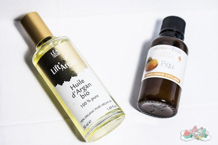 Recette DIY shampoing solide shikaikai-Guimauve hv argan-piqui cheveux secs
