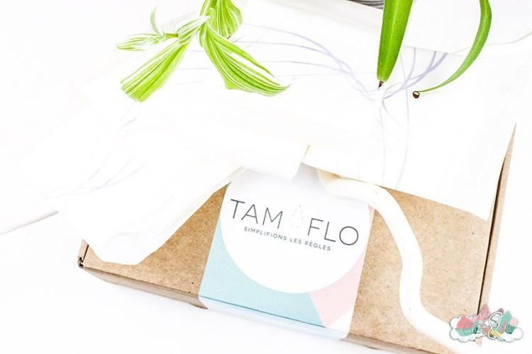 Tam Flo Box de Mars -serviettes