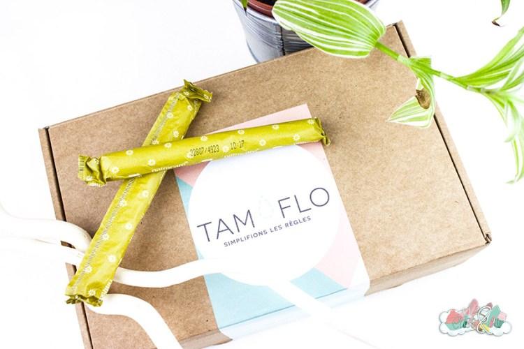 Tam Flo Box de Mars - tampons bionatracare