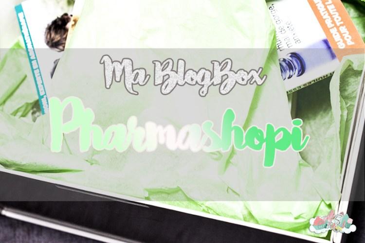 BlogBox de Pharmashopi - Elise&Co