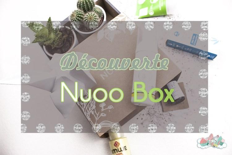 Découverte Nuoo Box - Elise&Co