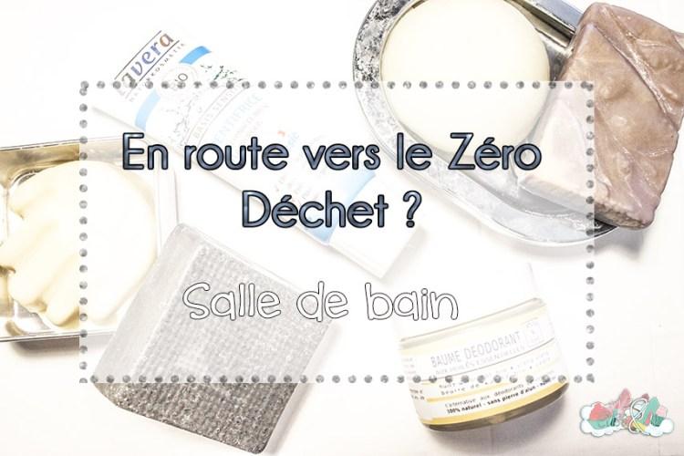 Zéro dechet Salle de bain