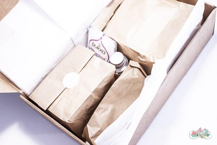 TamFlo Box Avril - à l'intérieur - Revue Elise&Co