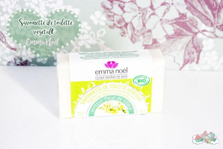 Tam Flo Box de Mai - Savonette de toilette végétale Emma Noël - Elise&Co