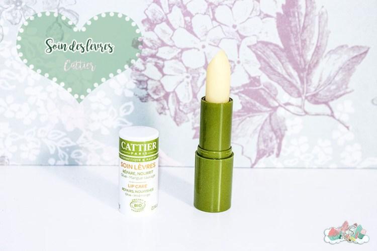 Tam Flo Box de Mai - Soin des lèvres Cattier - Elise&Co