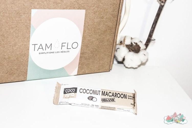 TamFlo Box de Juin - Cocofina - Coco Macaron