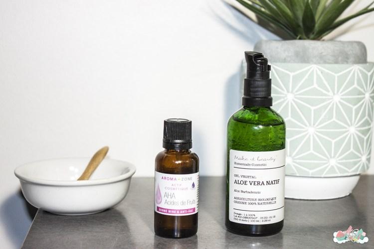lutter-contre-les taches pigmentaires naturellement -aloe-vera-make-it-beauty-aha-aroma-zone-eliseco-astuces