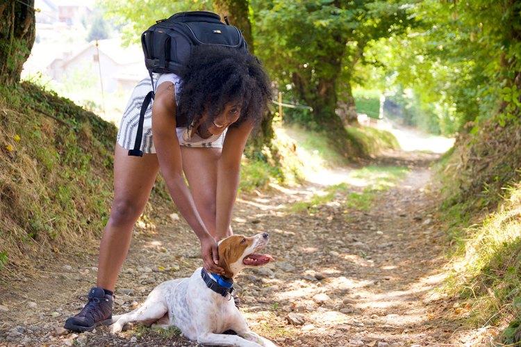 #LILYONTHEROAD - vlog -randonnée -et- découverte de soi- 3 - elise-and-co