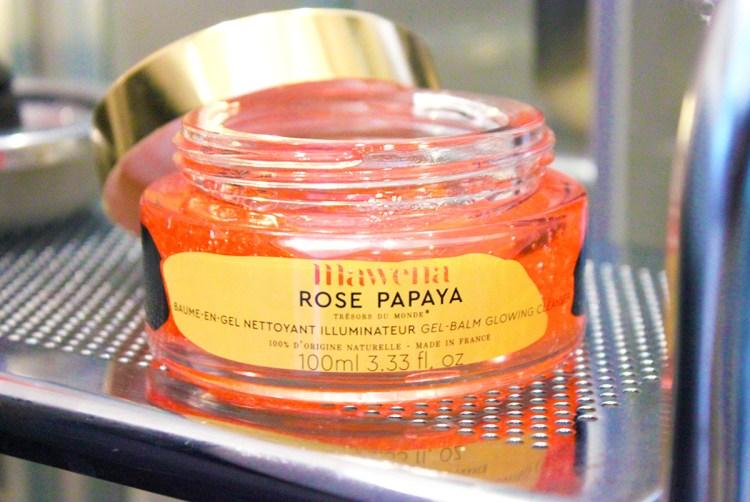 Gel nettoyant Rose-Papaya Mawena - Revue - Elise & Co